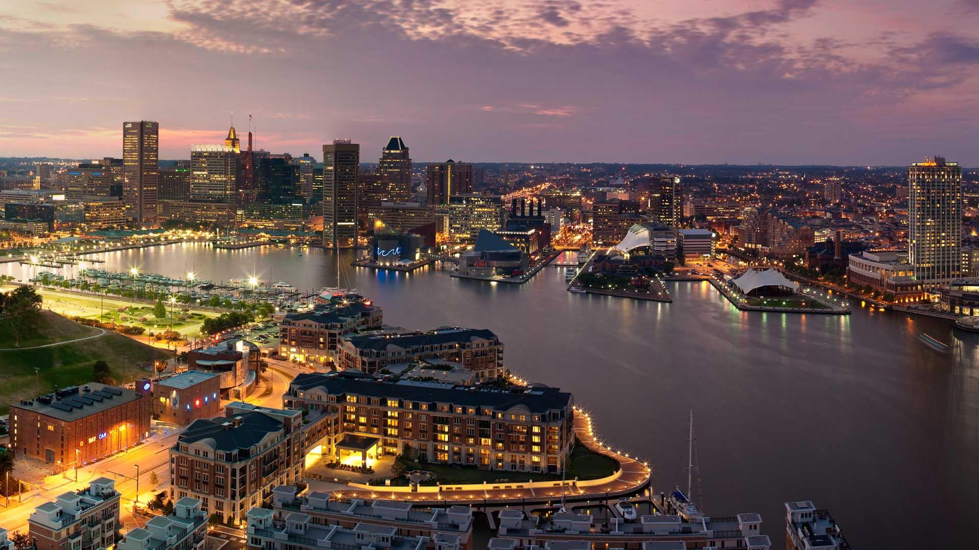 Baltimore City Wallpaper | Baltimore City