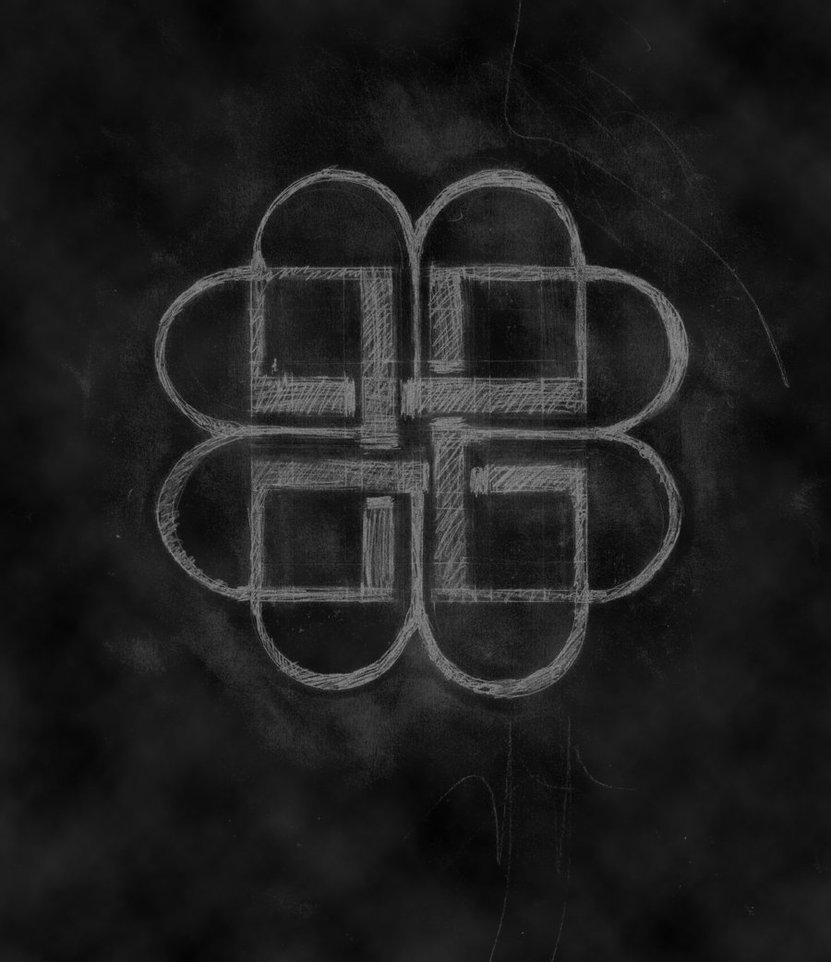Smoked Breaking Benjamin Logo by Agonizin Death 831x962