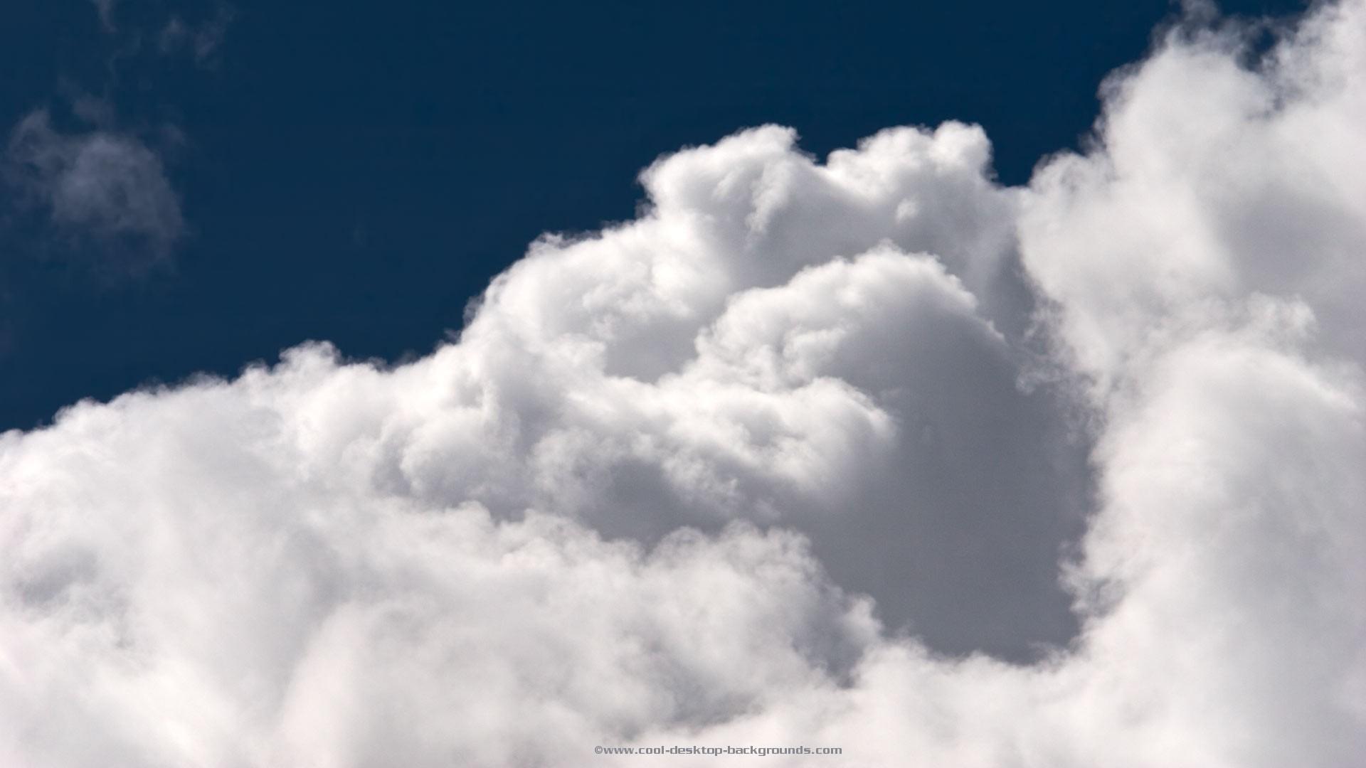 Desktop Background Cloud Summer Sky Cumulus 1920x1080 pixel Popular 1920x1080