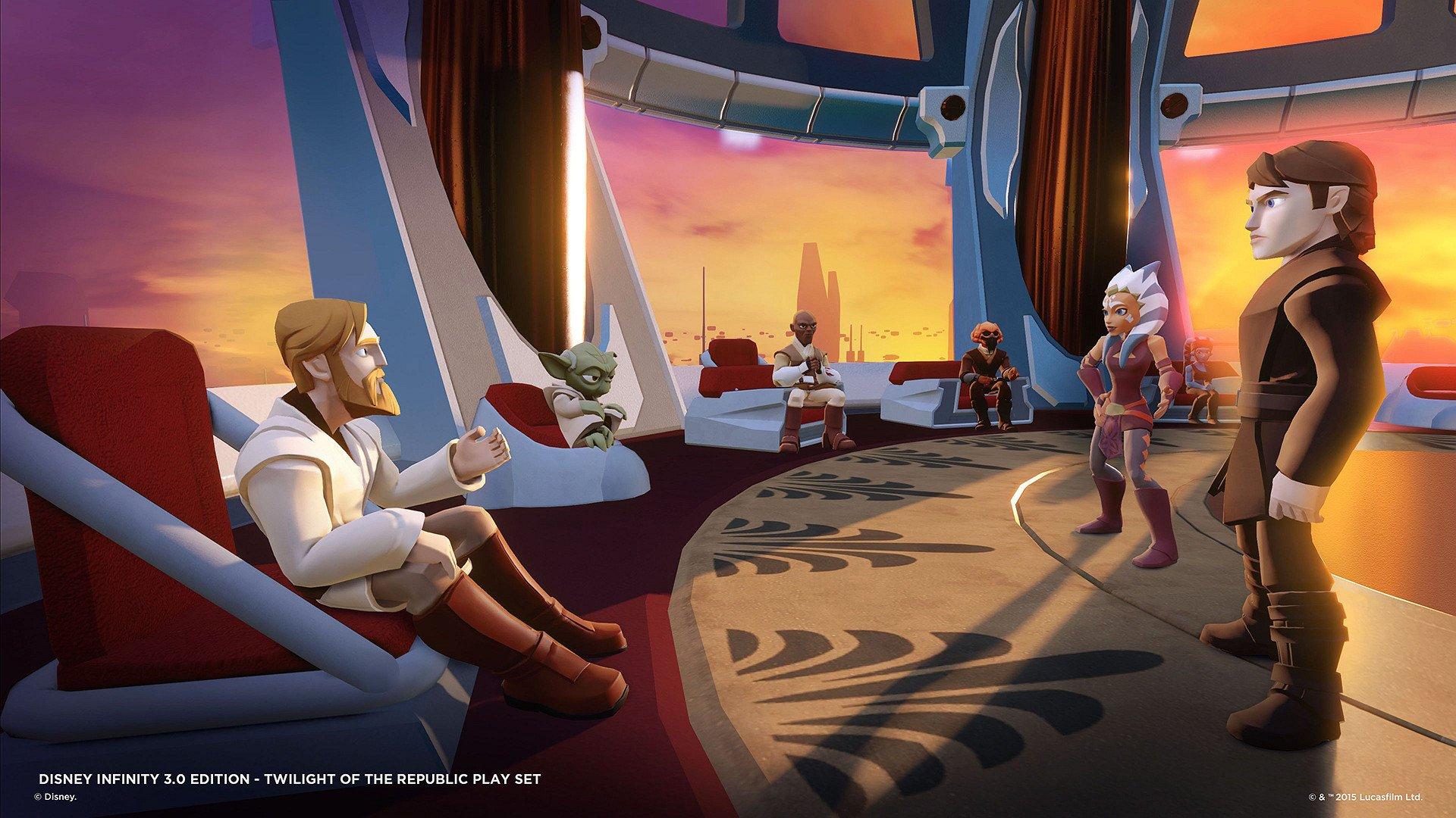 Disney Infinity 30   Imgenes juego Wii U   3DJuegos 1920x1080