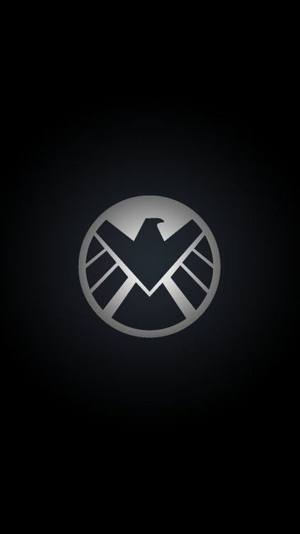 Logo Wallpapers Agents Of Shield Wallpaper Agent Of Shield Wallpaper 422x750