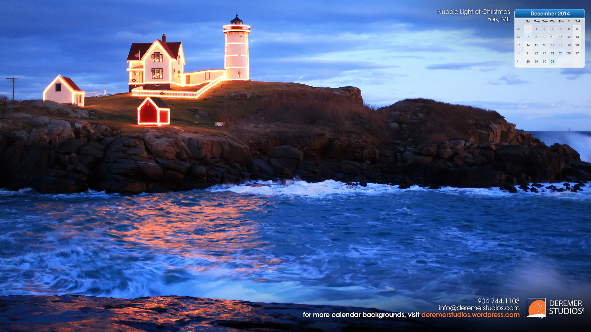 43 Lighthouse Christmas Wallpaper On Wallpapersafari Images, Photos, Reviews