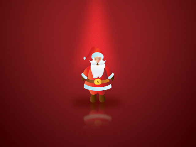 Merry Christmas Santa Claus HD Wallpapers for iPad Tips and 640x480