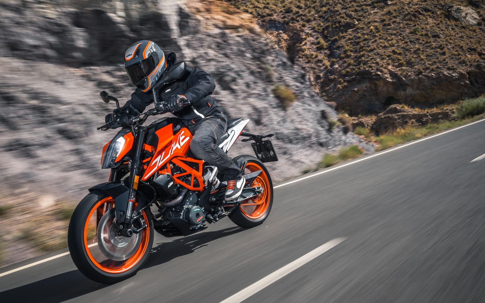 KTM DUKE 390 2017 Salto Cualitativo Somos la Moto 1920x1200