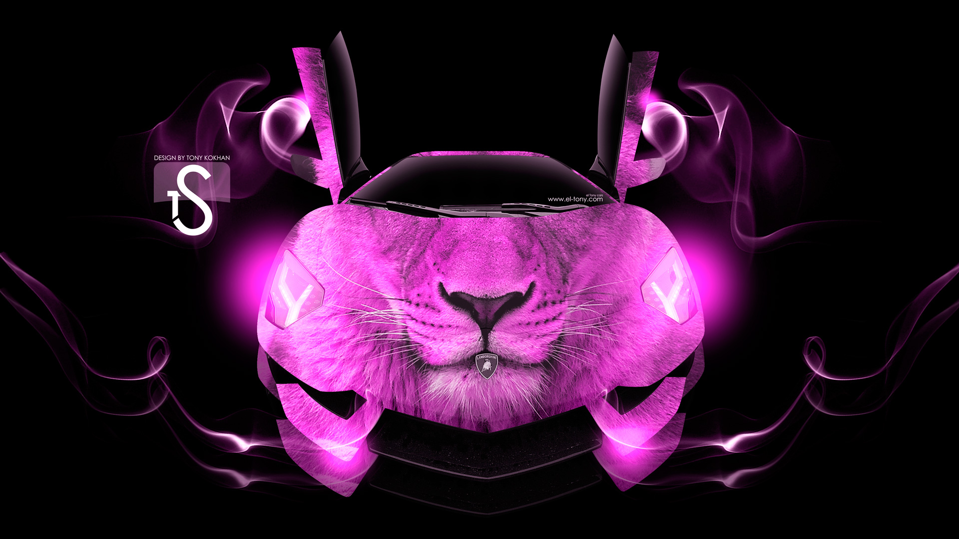 Pink Lamborghini Wallpaper Wallpapersafari