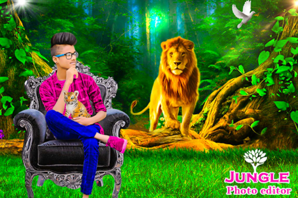 Jungle Photo Editor   Background Changer for Android   Download 1020x680
