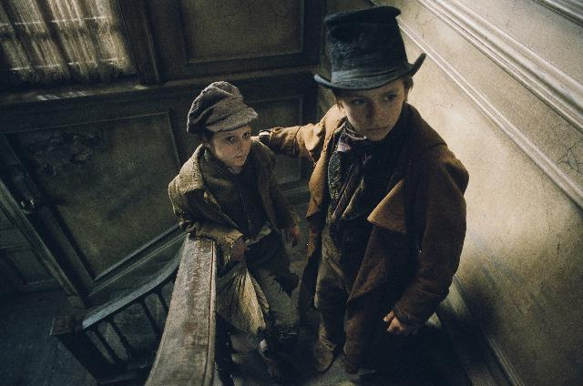 Harry Eden images harry in Oliver Twist wallpaper and 640x424