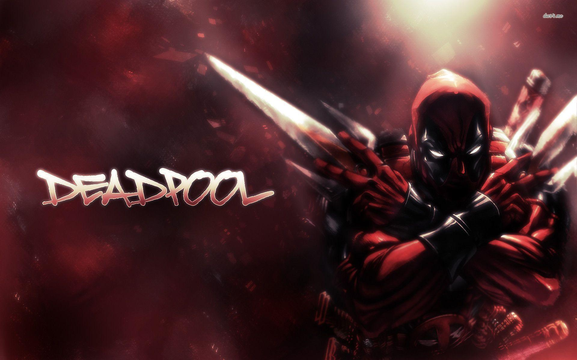 Deadpool Wallpapers HD 1920x1200
