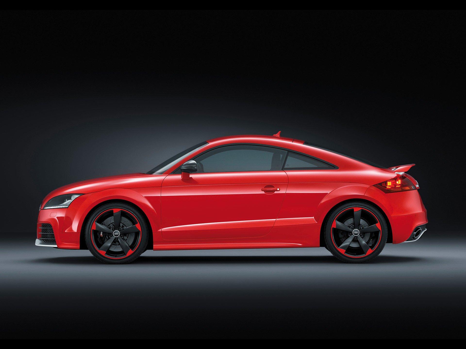Audi TT RS plus Side wallpapers Audi TT RS plus Side 1920x1440