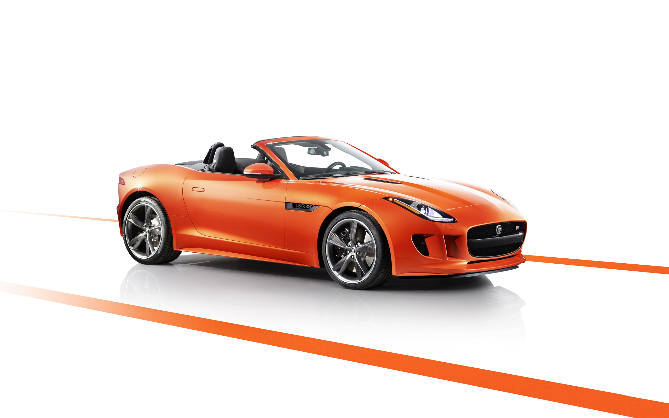 2013 Jaguar F Type Wallpaper HD Car Wallpapers 2560x1600