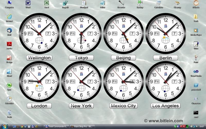 Time zone clock wallpaper wallpapersafari theoretisch eine beliebige anzahl an analoguhren auf ihrem desktop 800x500 gumiabroncs Image collections