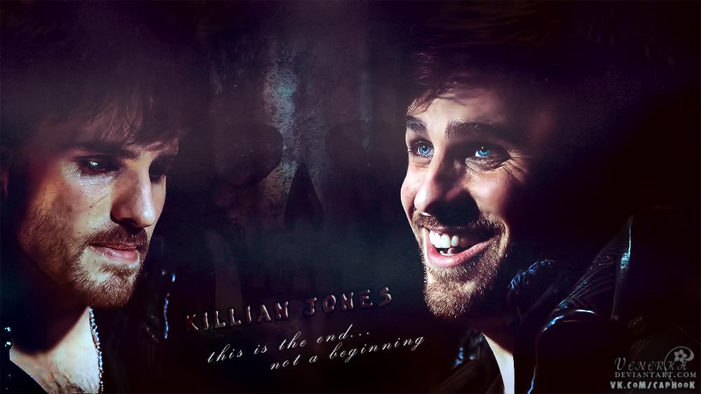 Captain Hook Killian Jones 2x20 by Venerka 1000x563