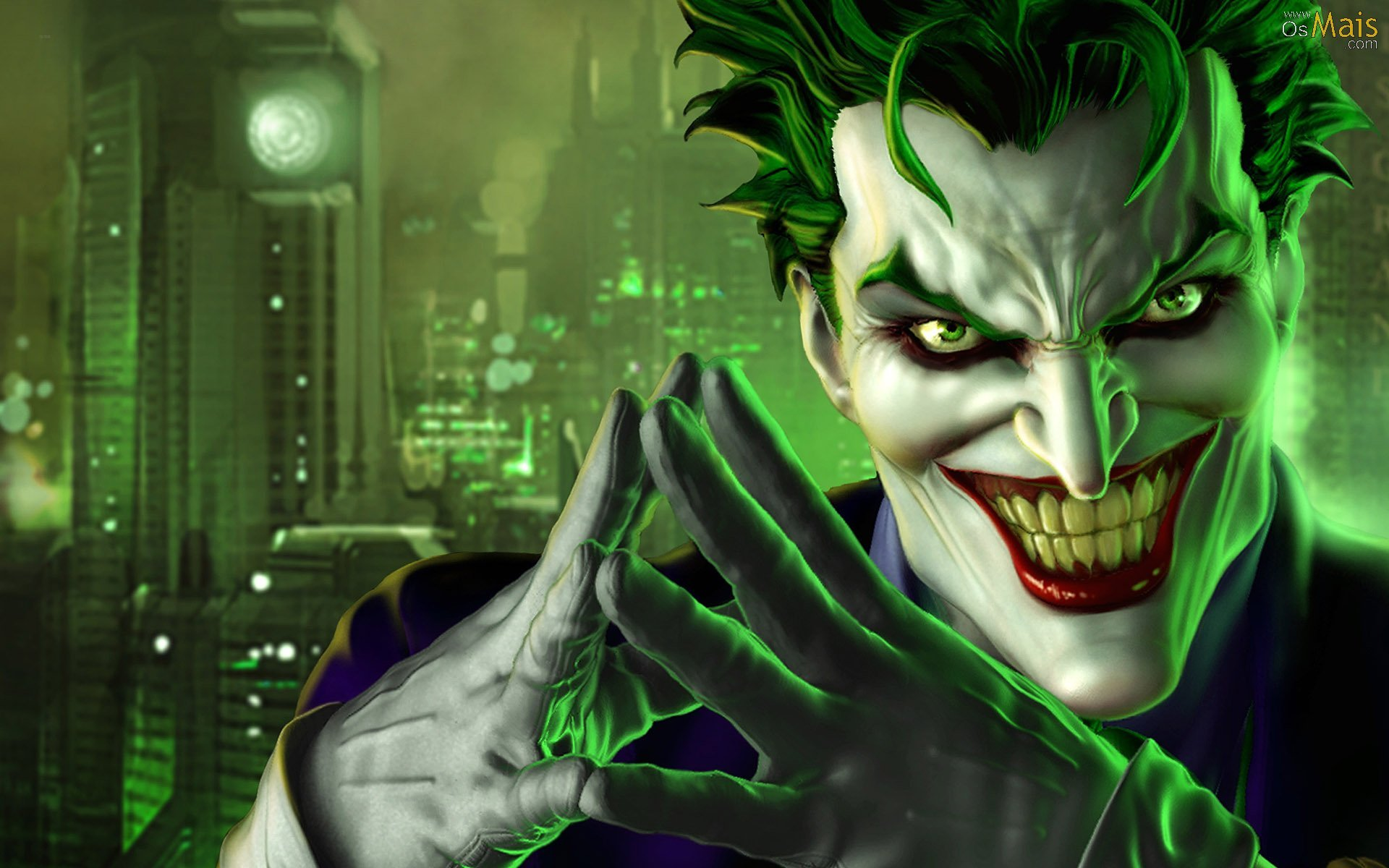 Papel de Parede Joker   papel de paredewallpaperJokerwallpapers 1920x1200