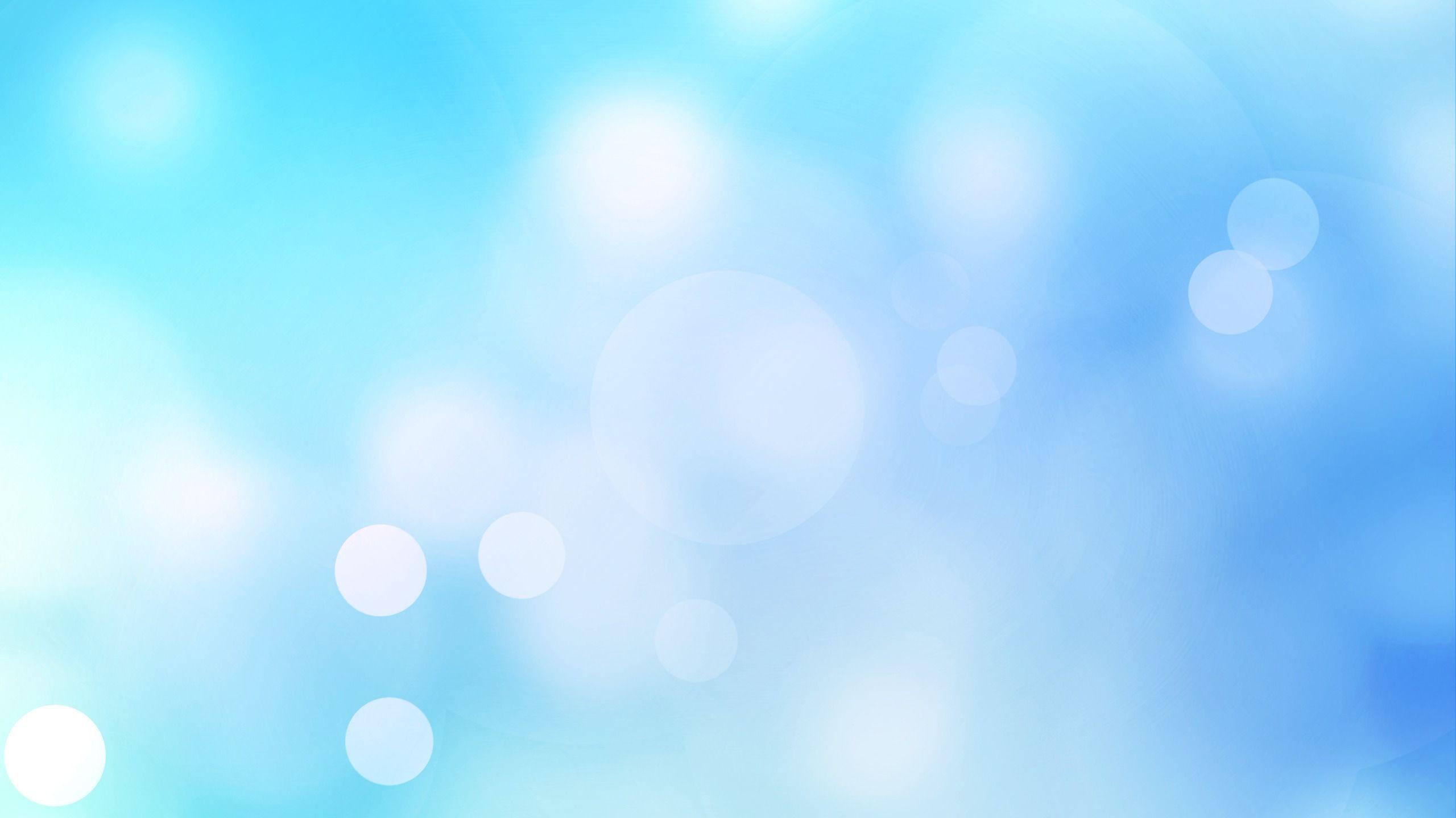 Light Blue HD Backgrounds 2560x1440