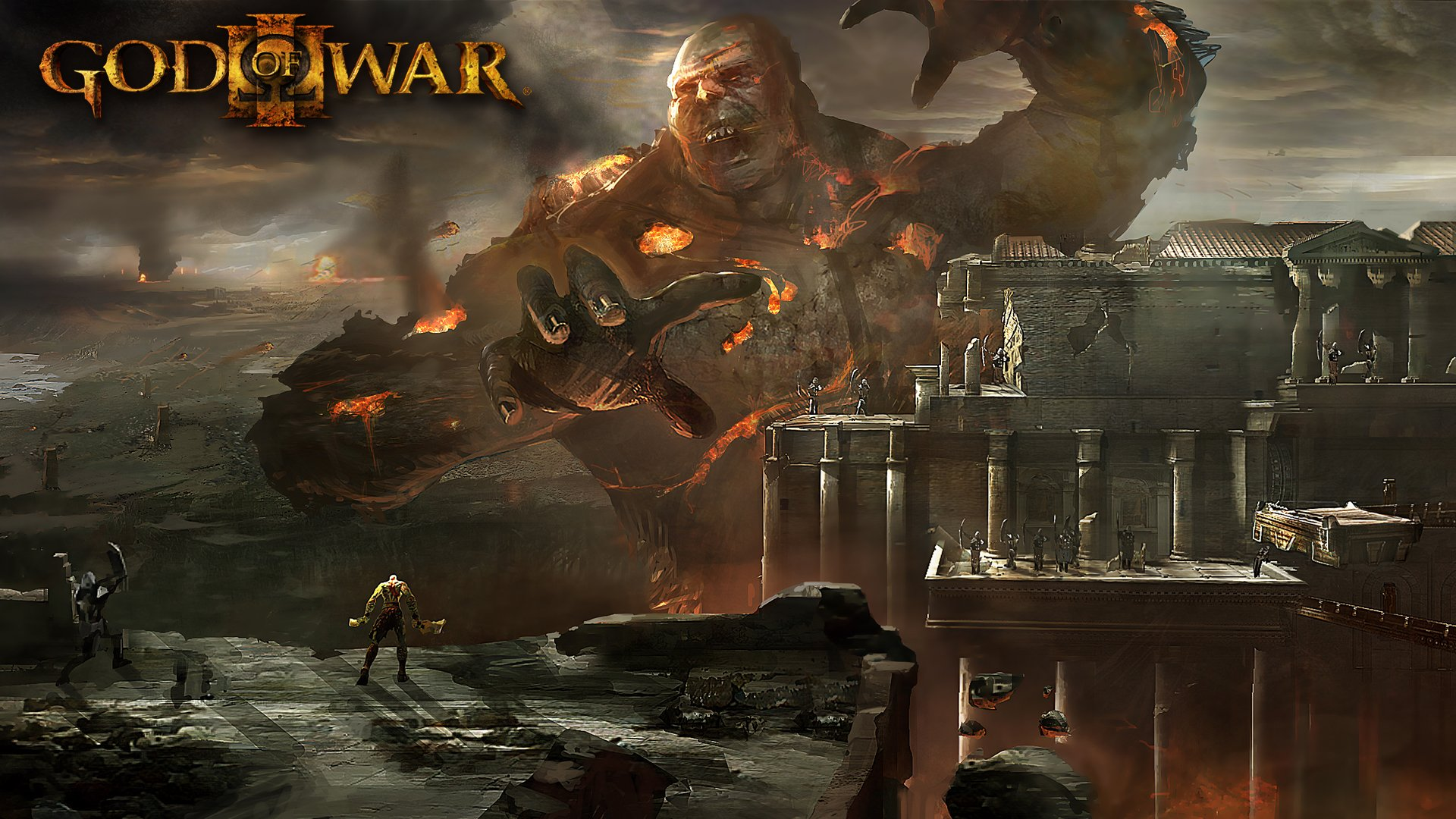 God of War hd wallpaper background   HD Wallpapers 1920x1080