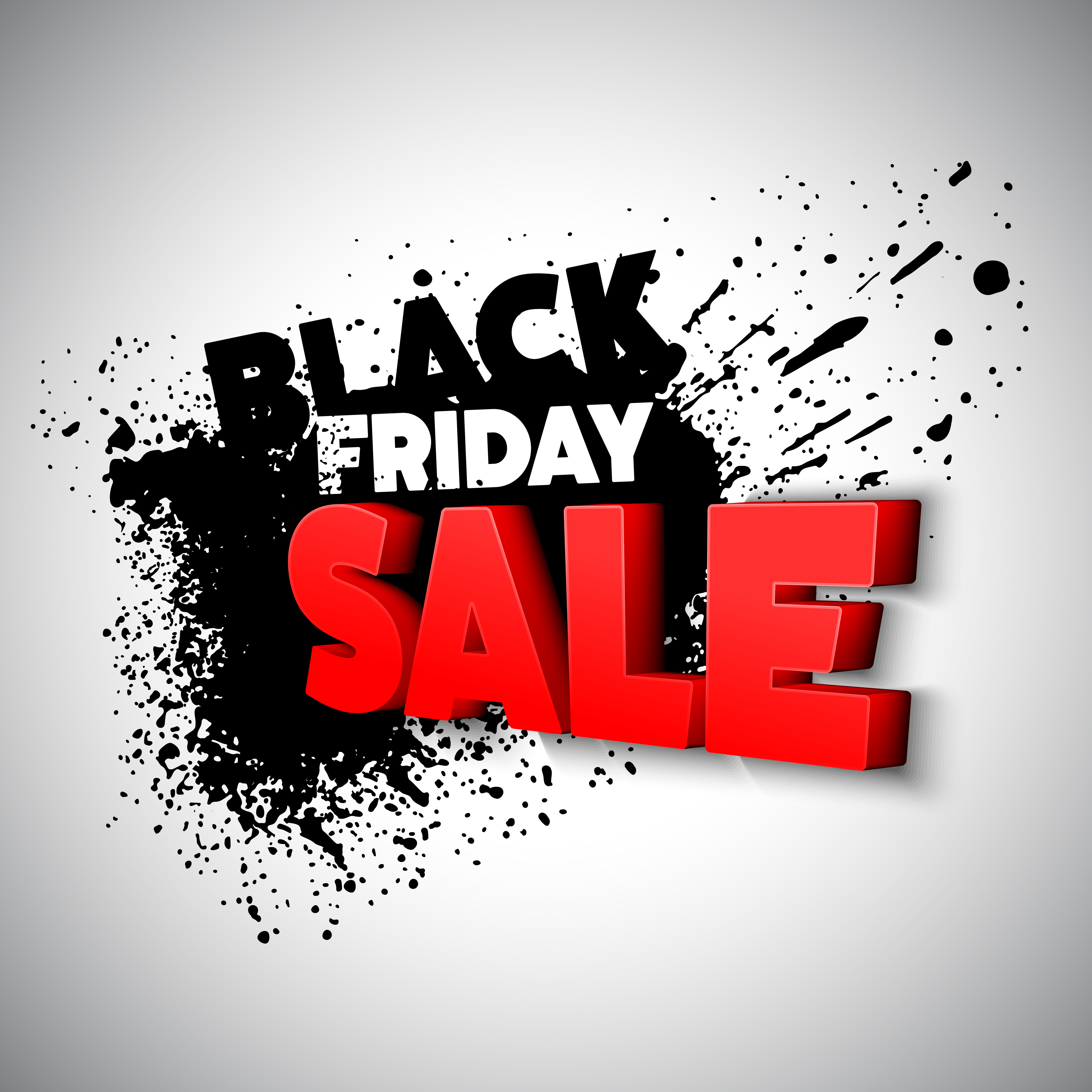 Best Black friday sale poster Wallpapers 8 Images 4724x4724