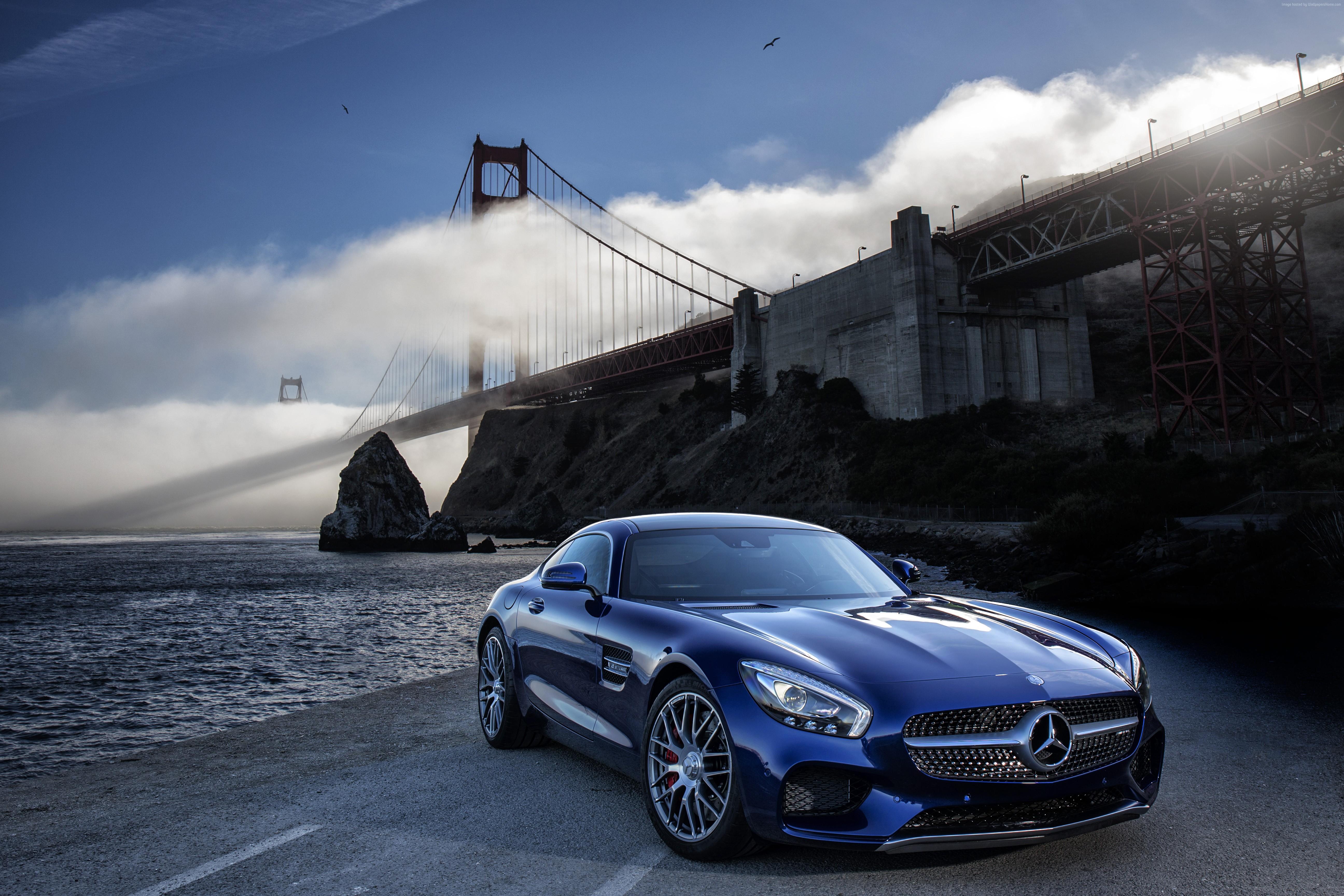 Mercedes AMG GTS Wallpaper 5184x3456