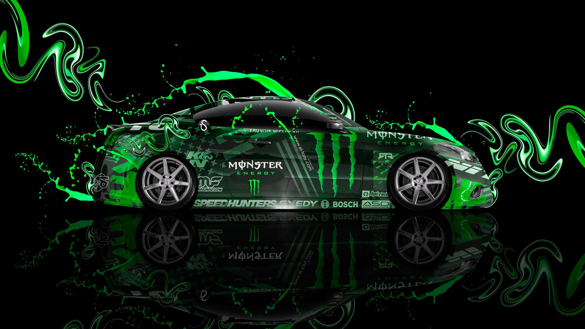 Monster Energy Wallpaper Car - WallpaperSafari