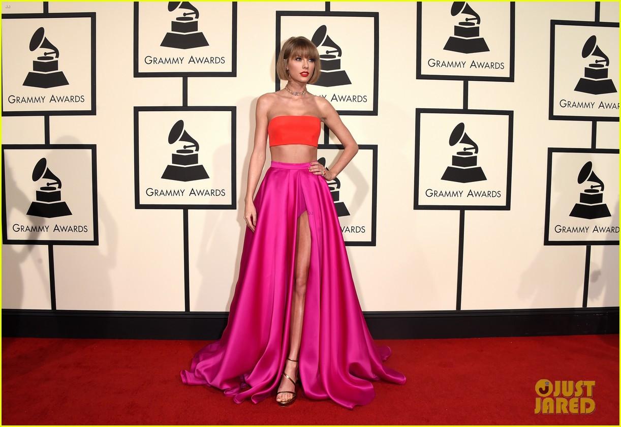 Taylor Swift Blasts Kanye West in Grammys 2016 Acceptance Speech 1222x840
