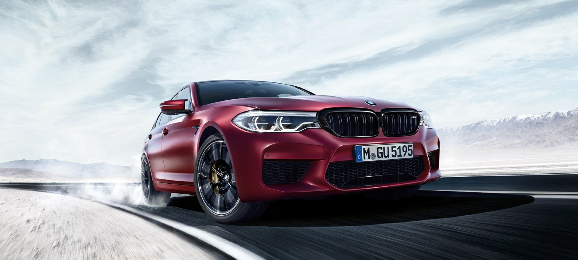 The BMW M5 Is Now Faster to 62 MPH than Plenty of Supercars 1900x855