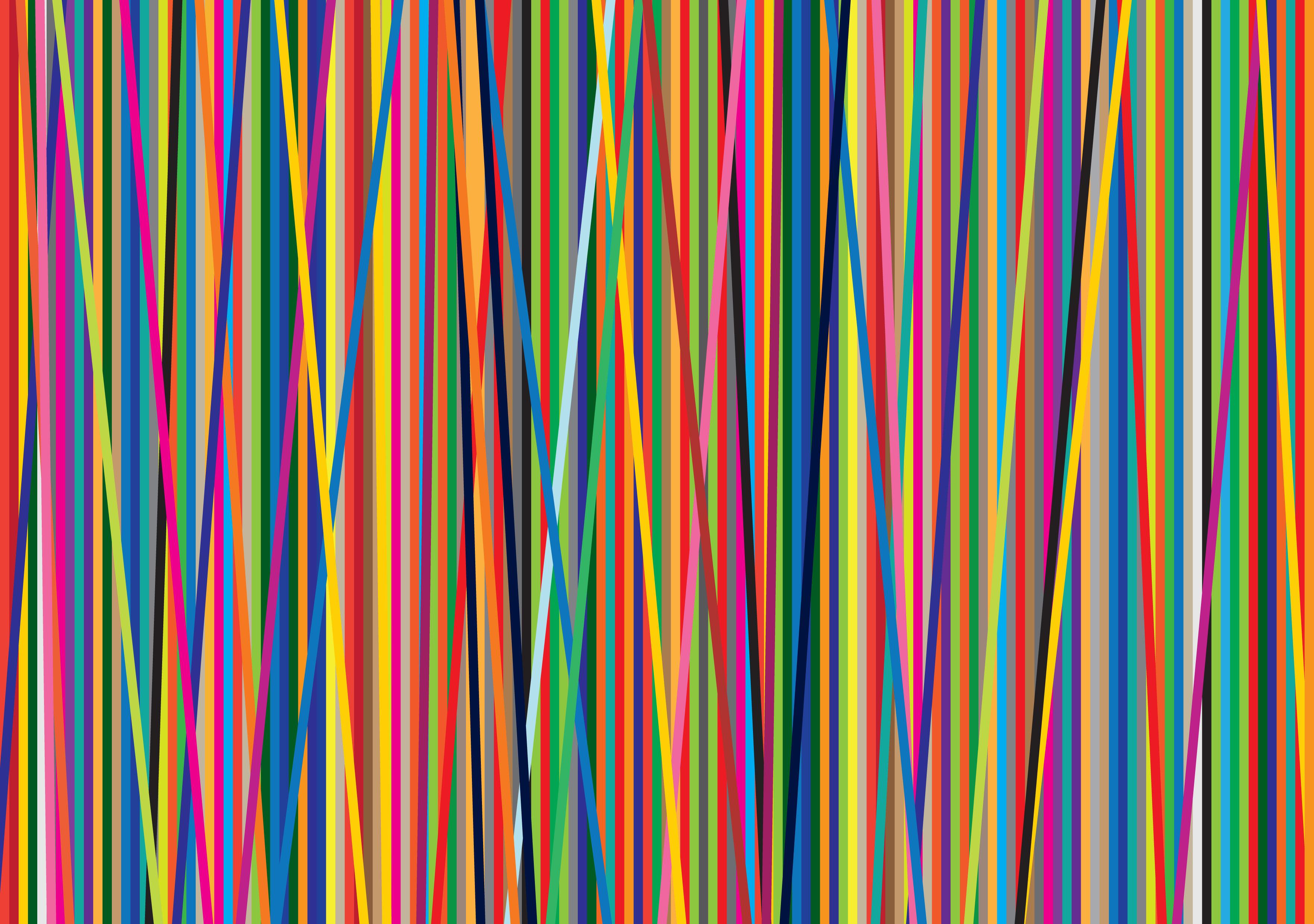 Wallpaper modern geometric patterns 3525x2480