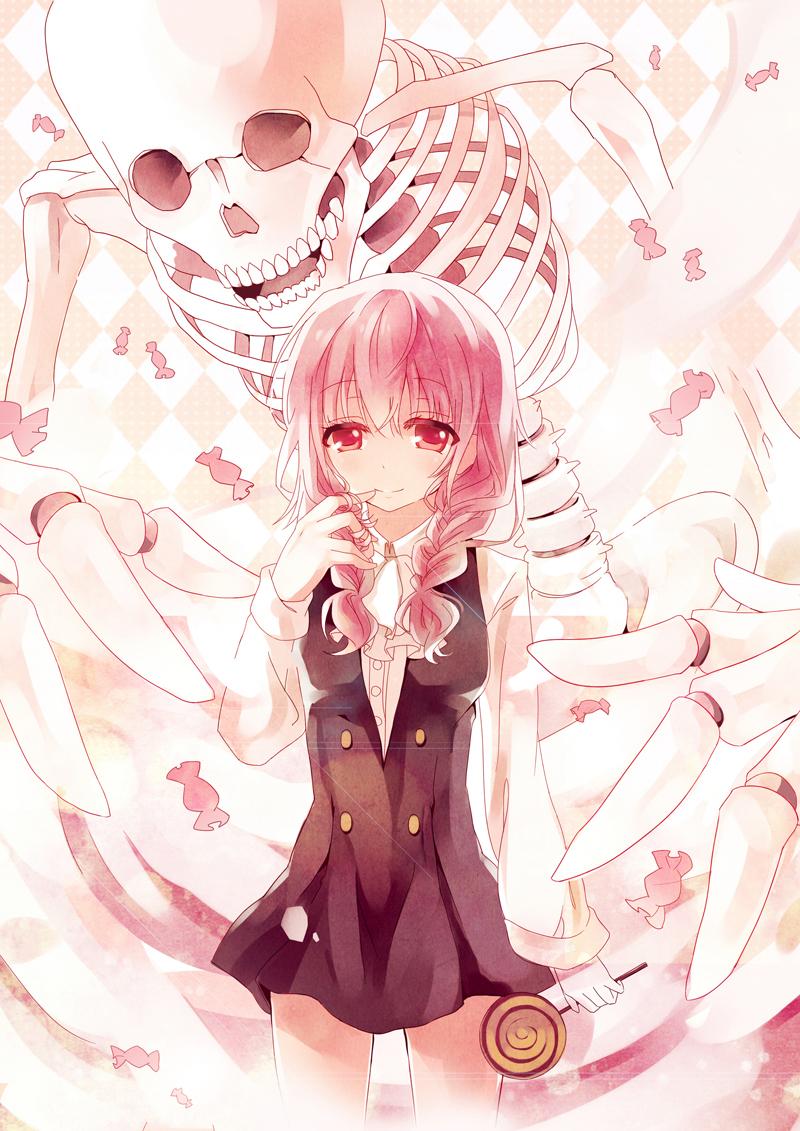 Roromiya Karuta   Inu x Boku SS   Zerochan Anime Image Board 800x1131