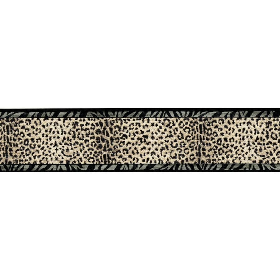 Sunworthy 6 34 Black And White Style Prepasted Wallpaper Border 900x900
