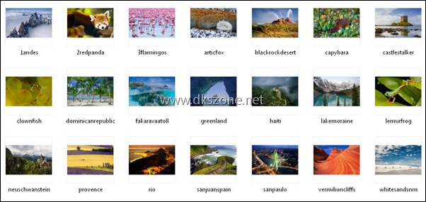 Theme For Windows 7 Brings Most Popular Bing Images To Your Desktop 602x285