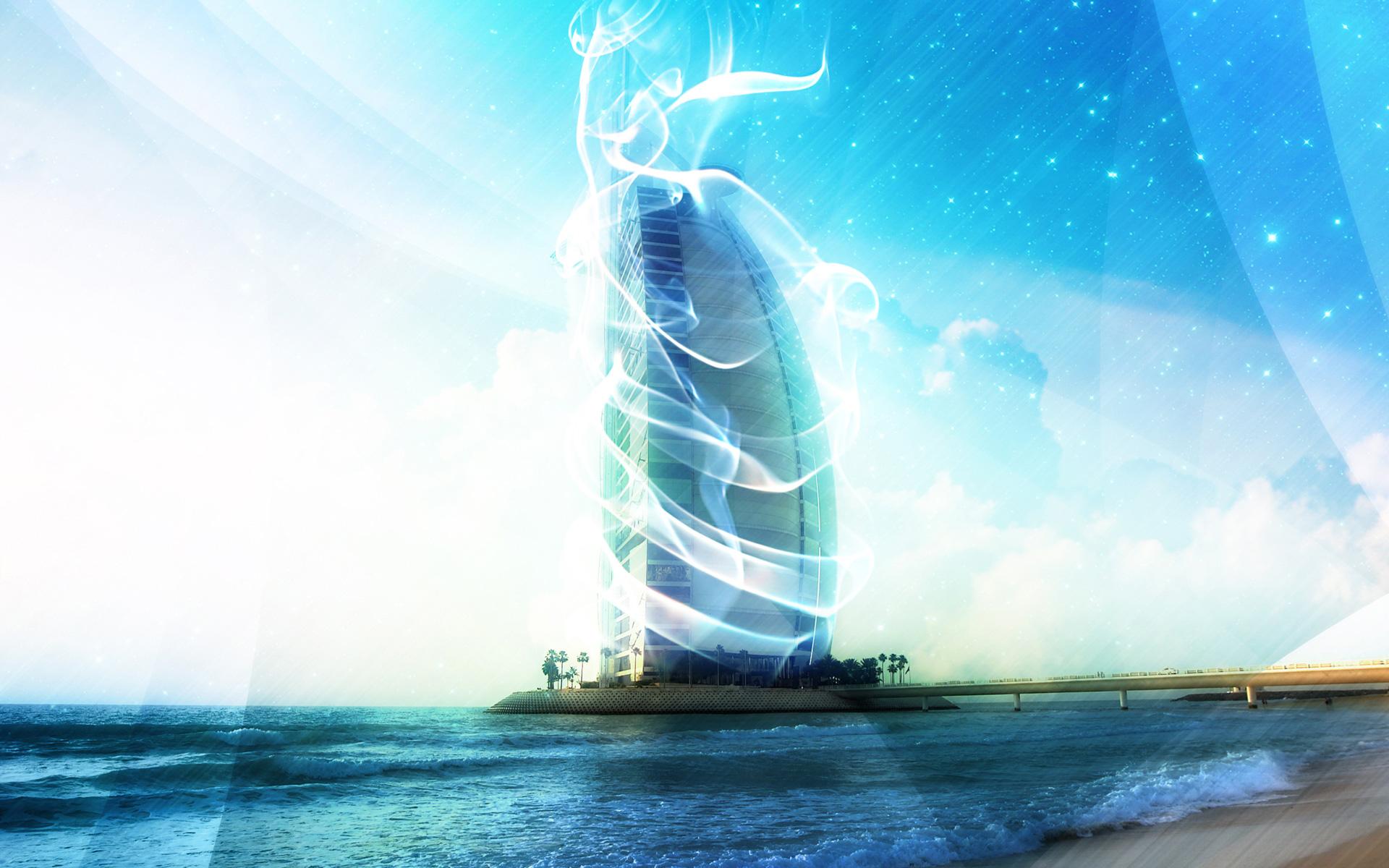 Dubai City Desktop Backgrounds 1920x1200 1920x1200