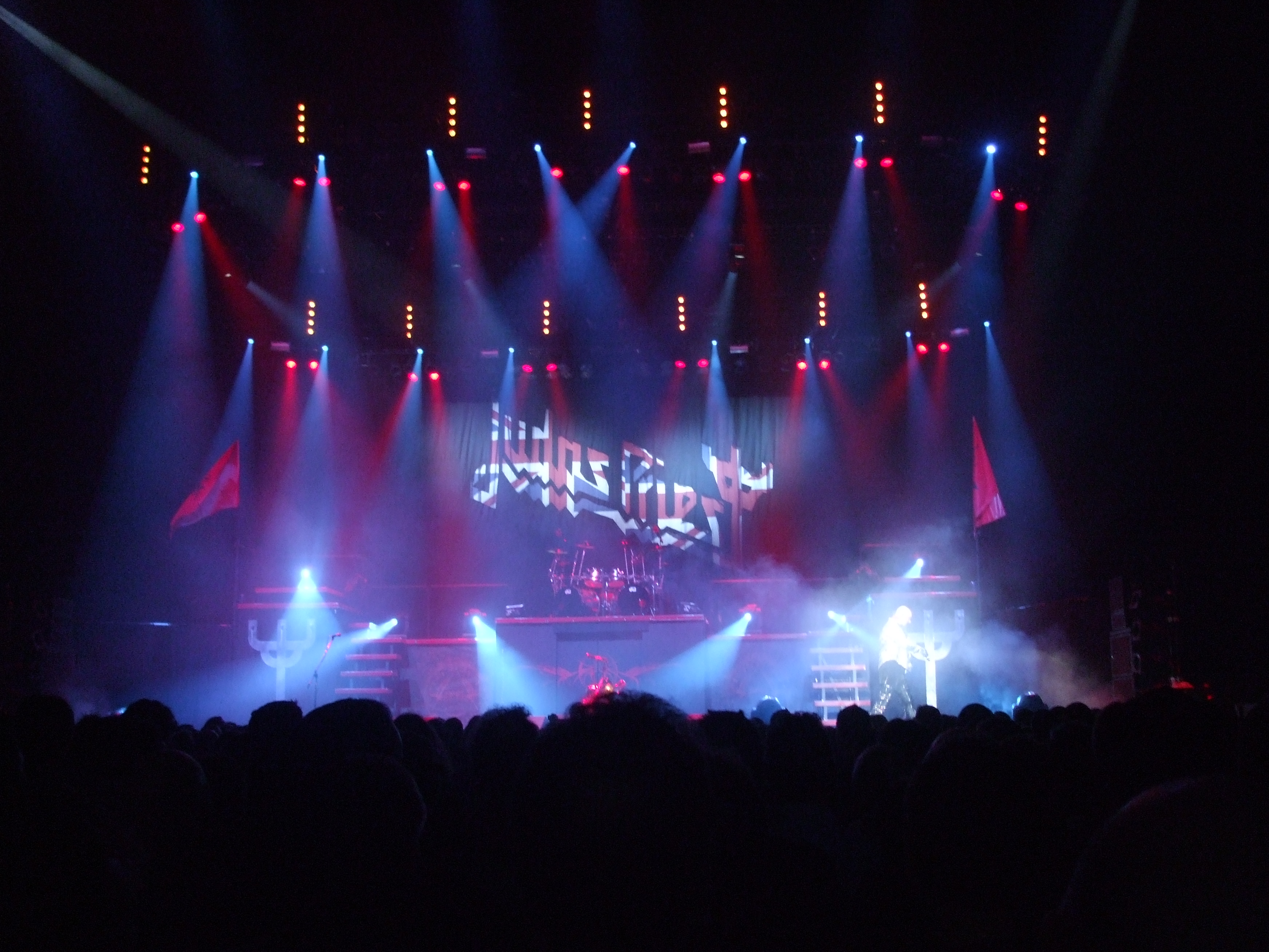 JUDAS PRIEST heavy metal concert f JPG wallpaper 3488x2616 163827 3488x2616