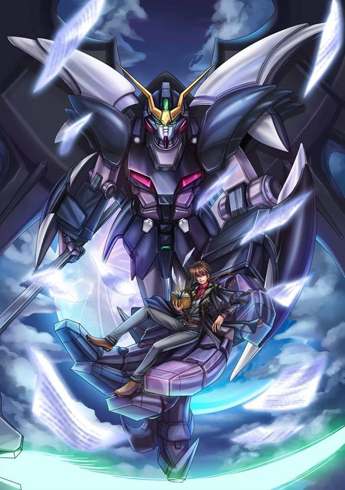 Pin on Gundam Art 676x960