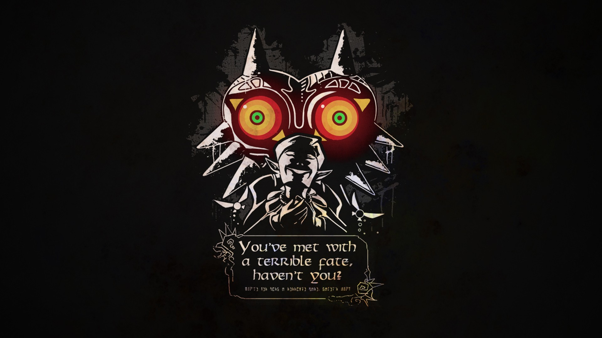 Majoras Mask   The Legends of Zelda wallpaper   1010751 1920x1080