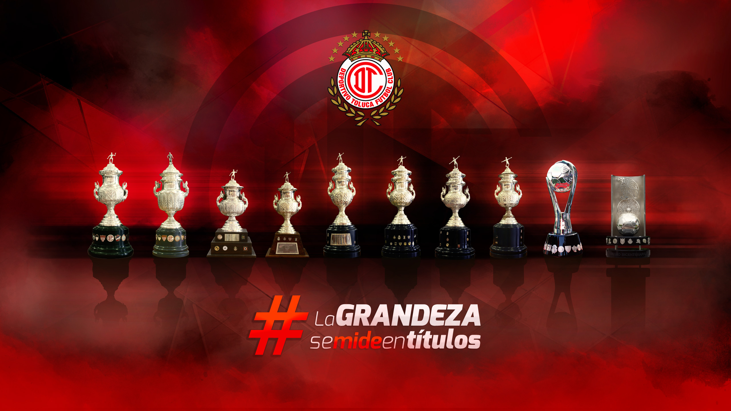 Free download Wallpapers Deportivo Toluca FC [2560x1440] for your ...