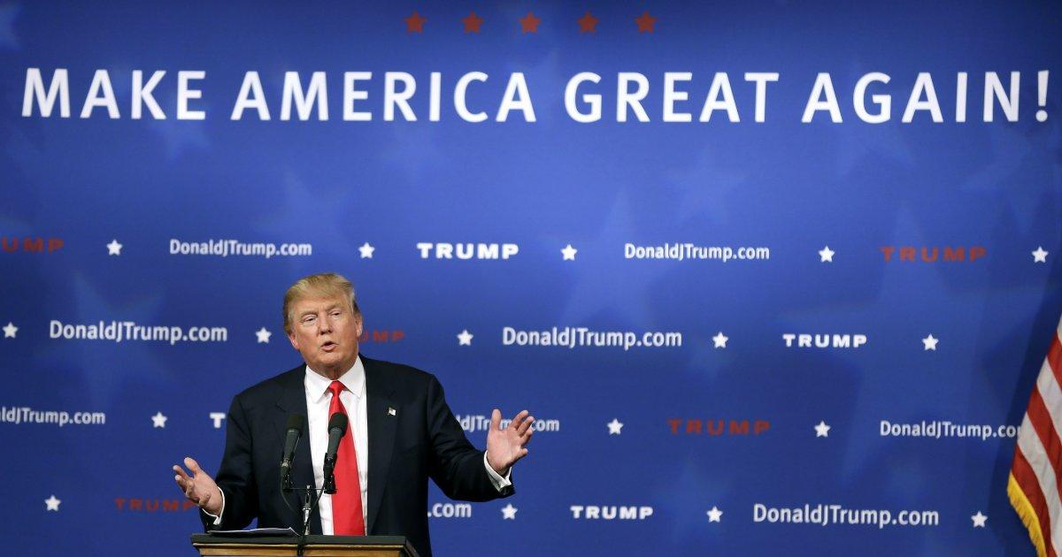 Trump says US look like beggars in Iran nuclear talks   NY 1200x630