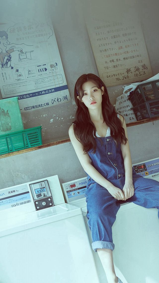 Cheyeon Kpop Girl Japan Asian iPhone 5s wallpaper iPhone 5SE 640x1136
