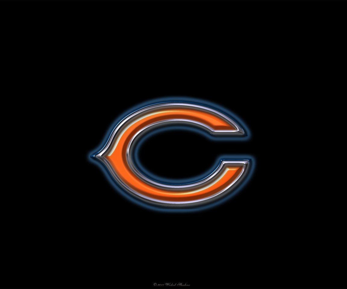 Chicago Bears background Chicago Bears wallpapers 1152x960