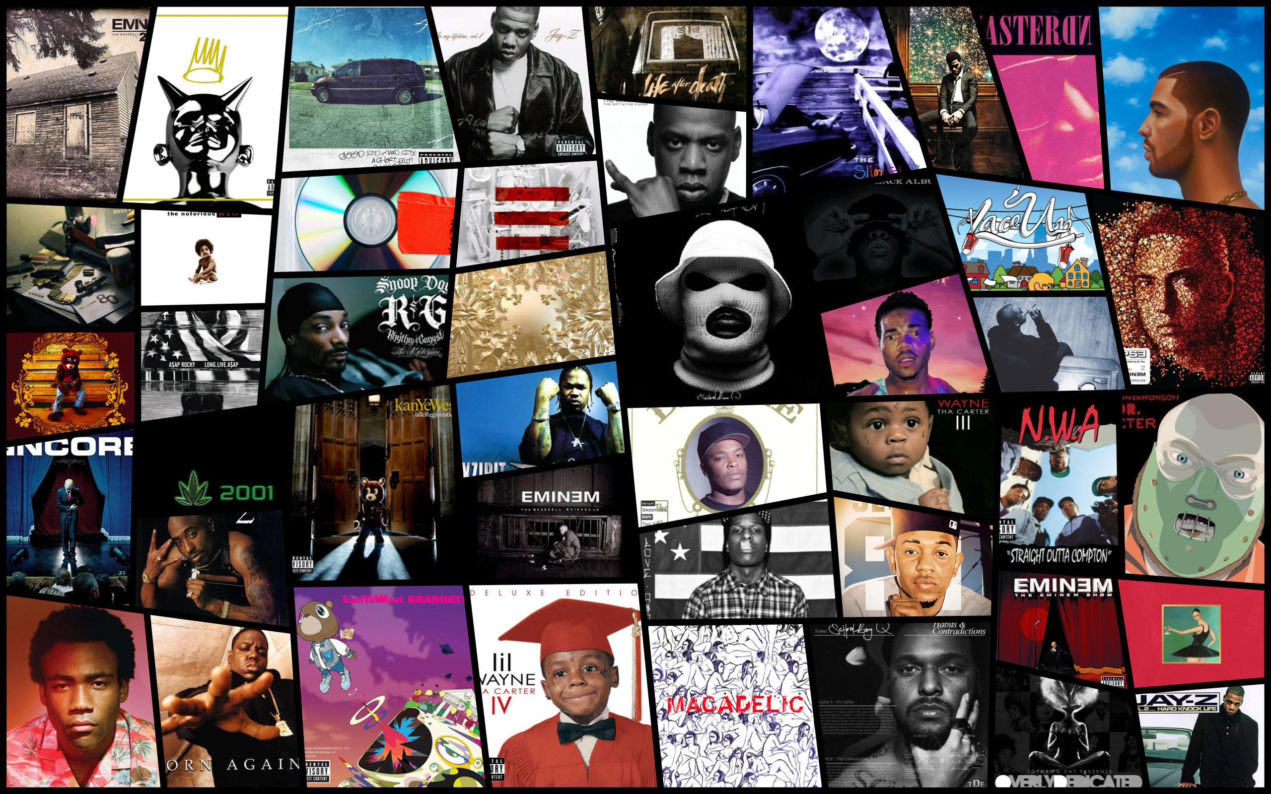 Download Rap Wallpapers 2560x1600