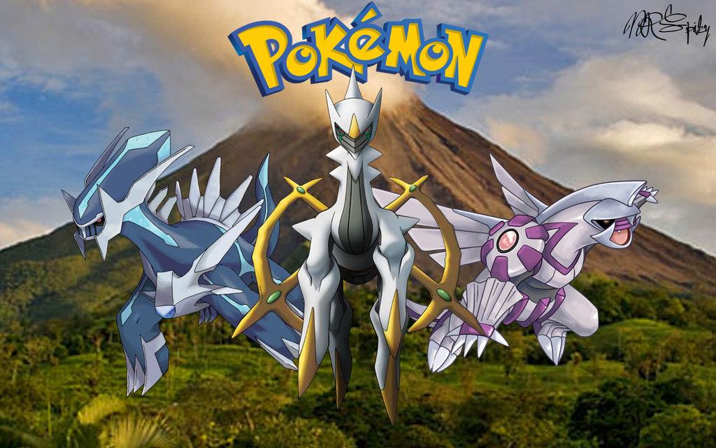 Pokemon Wallpaper Arceus