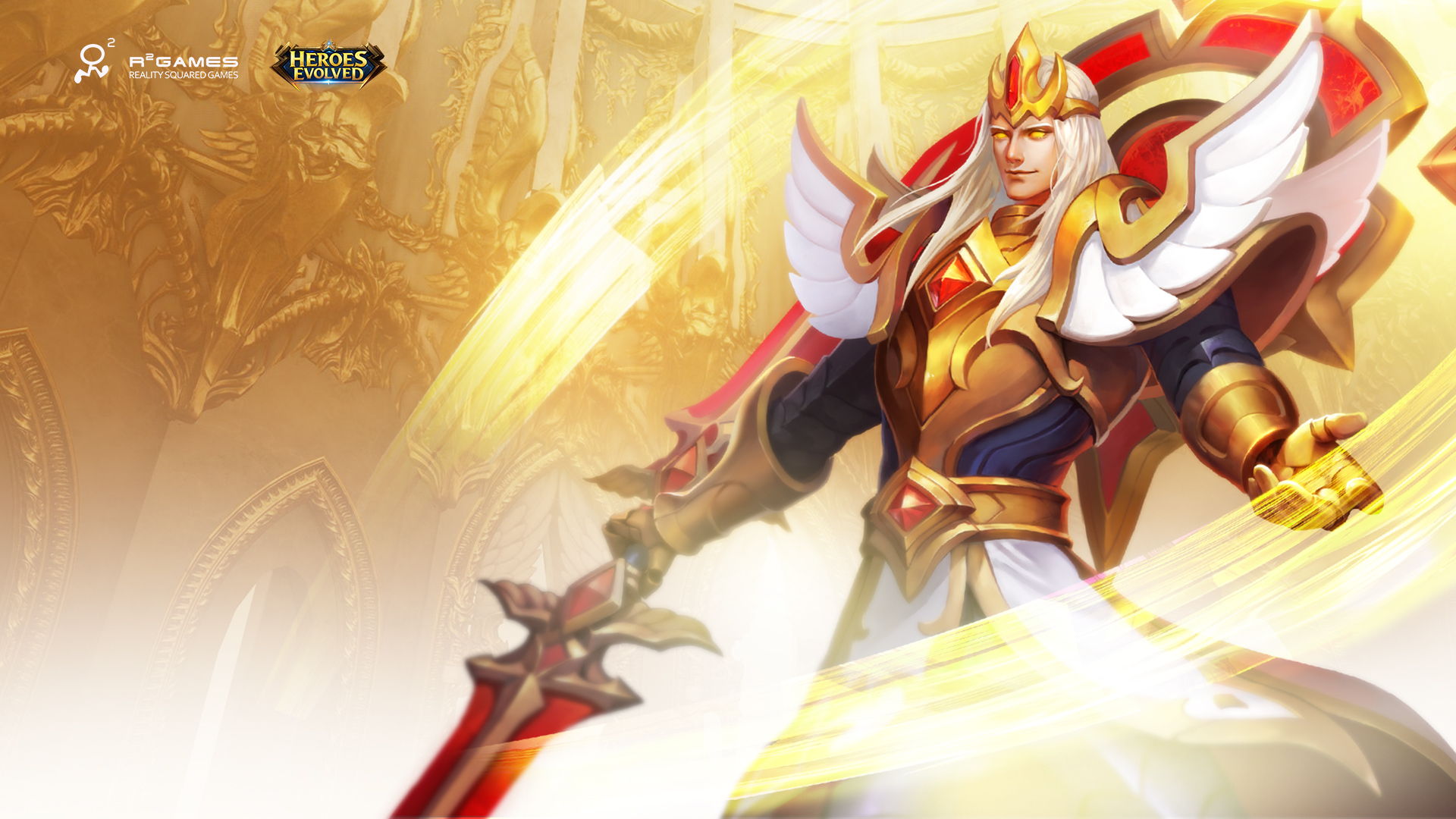 Media Heroes Evolved competitive MOBA 1920x1080