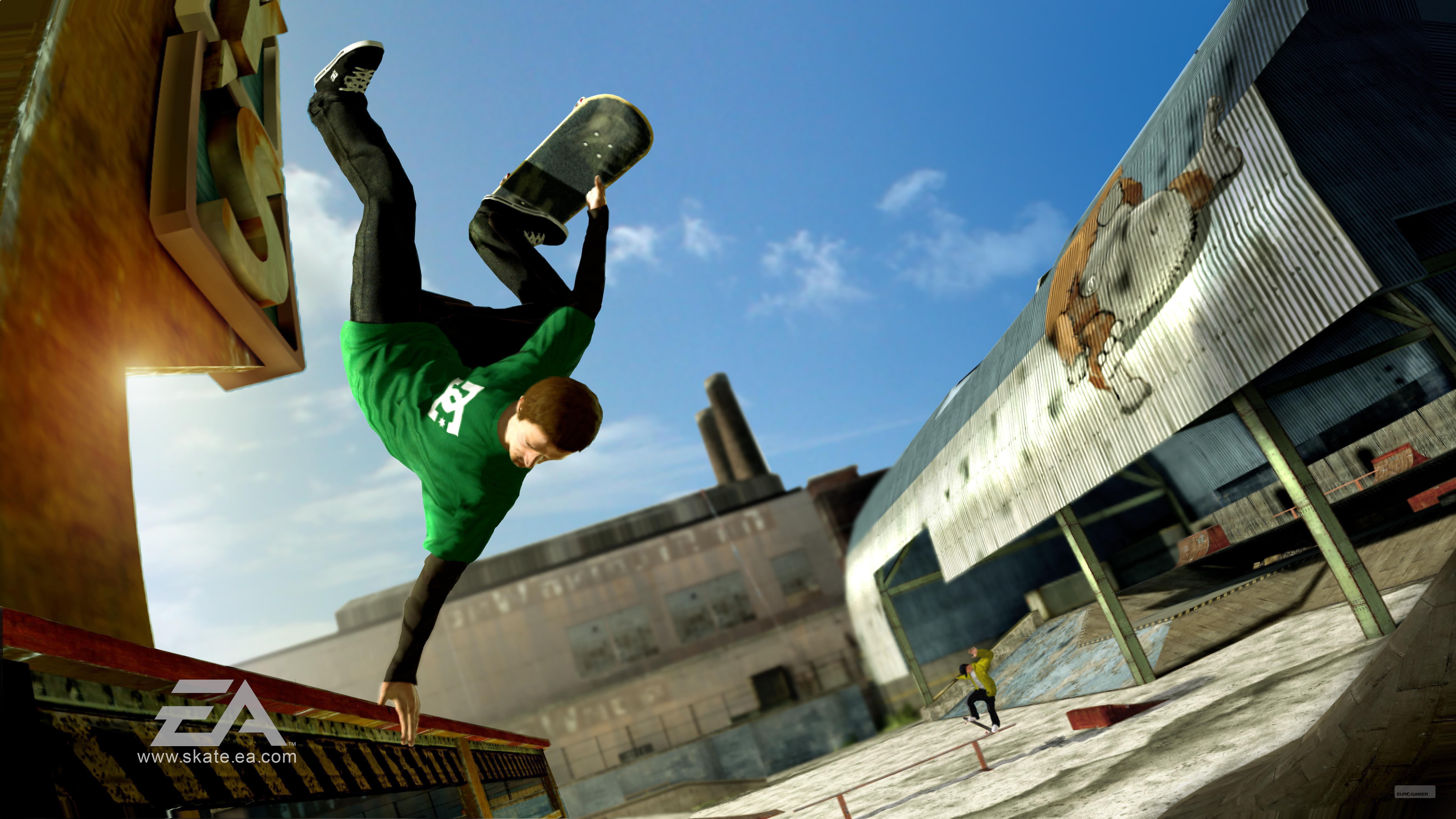 Fonds dcran Skate tous les wallpapers Skate. ← Skate 3 Wallpaper