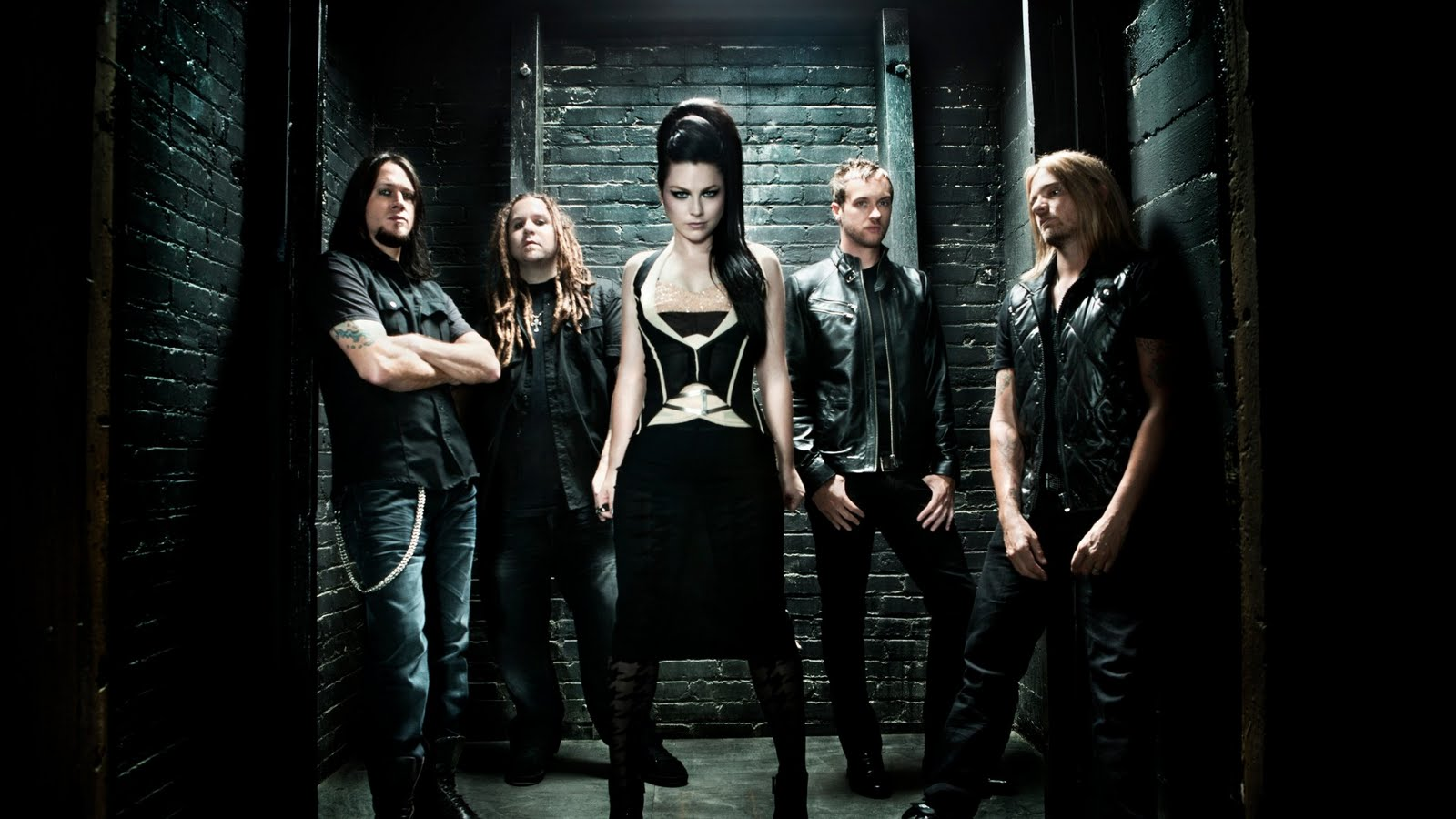 evanescence wallpaper hd 1600x900