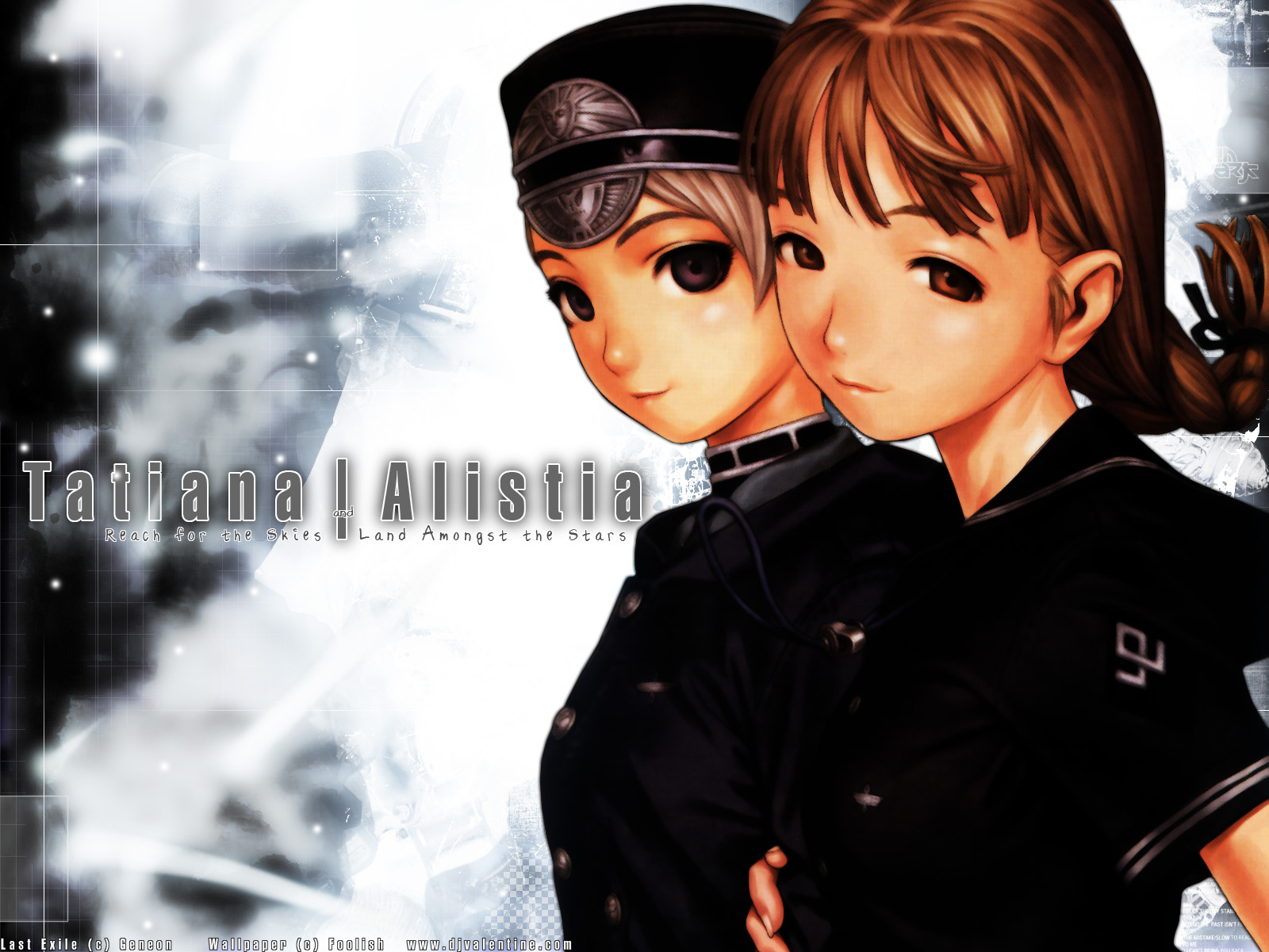 Anime Blog ^ ^ Last Exile Wallpapers 1600x1200