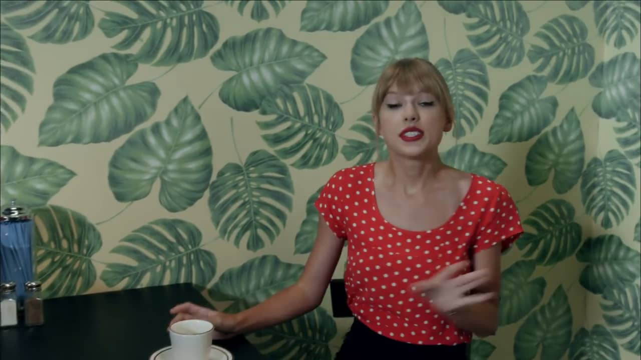 Taylor Swift   We Are Never Ever Getting Back Together on Vimeo 1280x720