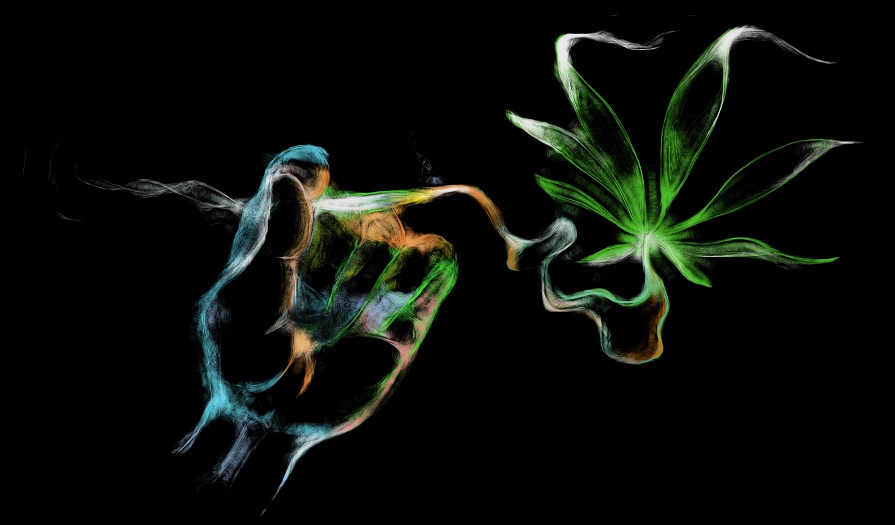 Wallpapers Smoking Weed 1789x1050