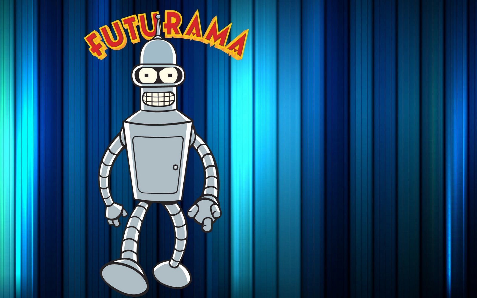 Futurama images Bender HD wallpaper and background photos 3365092 1600x1000