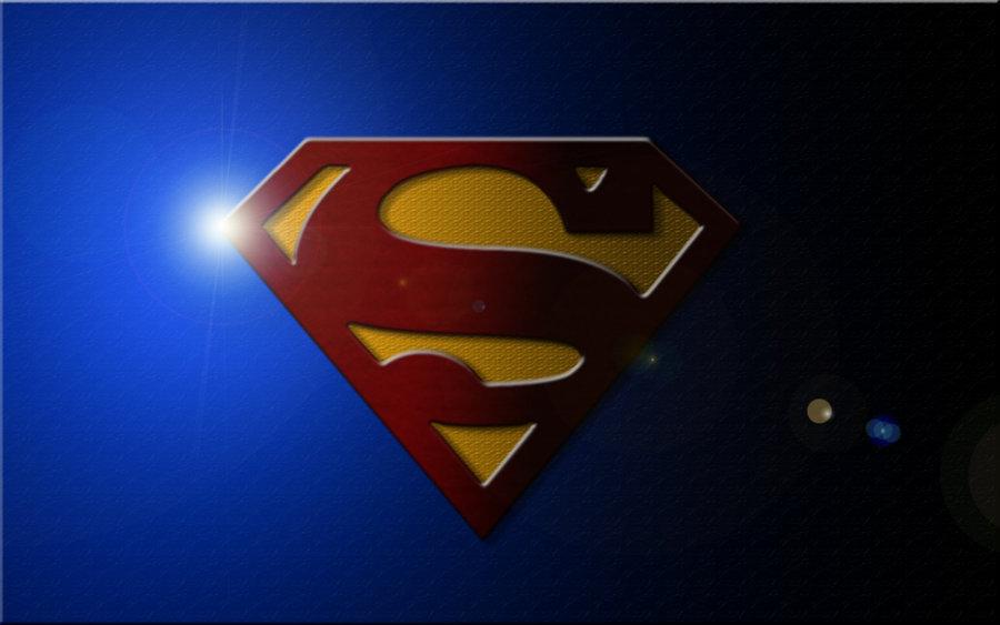 SUPERMAN SHIELD by SUPERMAN3D 900x563