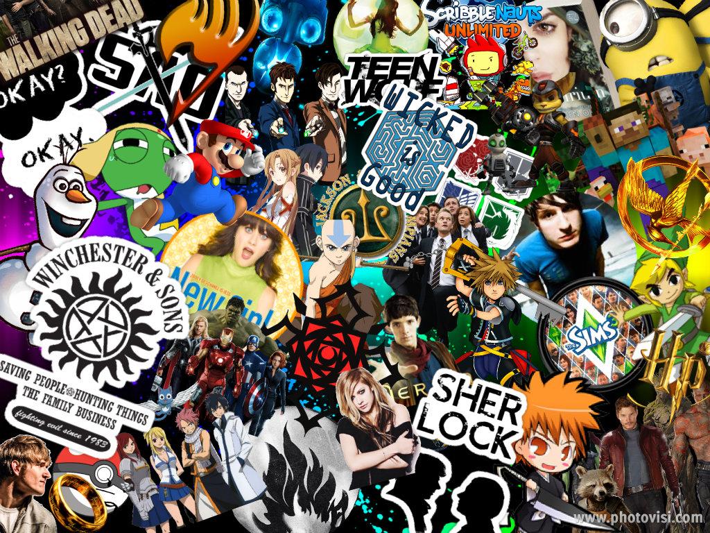 Fandom Wallpaper 2 by OwlOdyssey 1024x768
