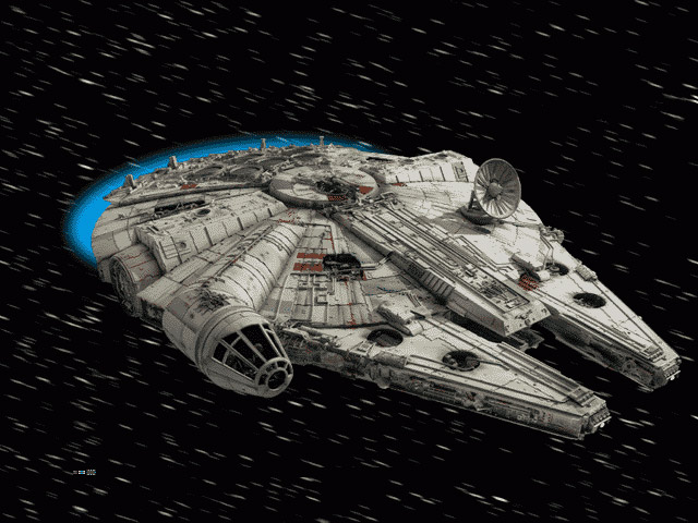 Millenium Falcon Wallpaper Millenium falcon wallpaper wallpaper full ...