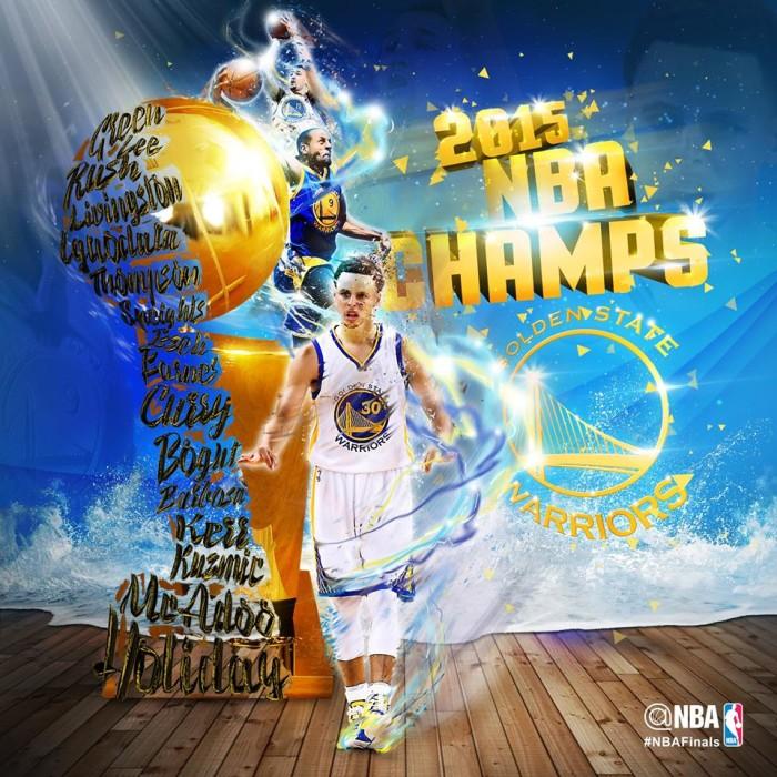 Warriors NBA Finals Wallpaper
