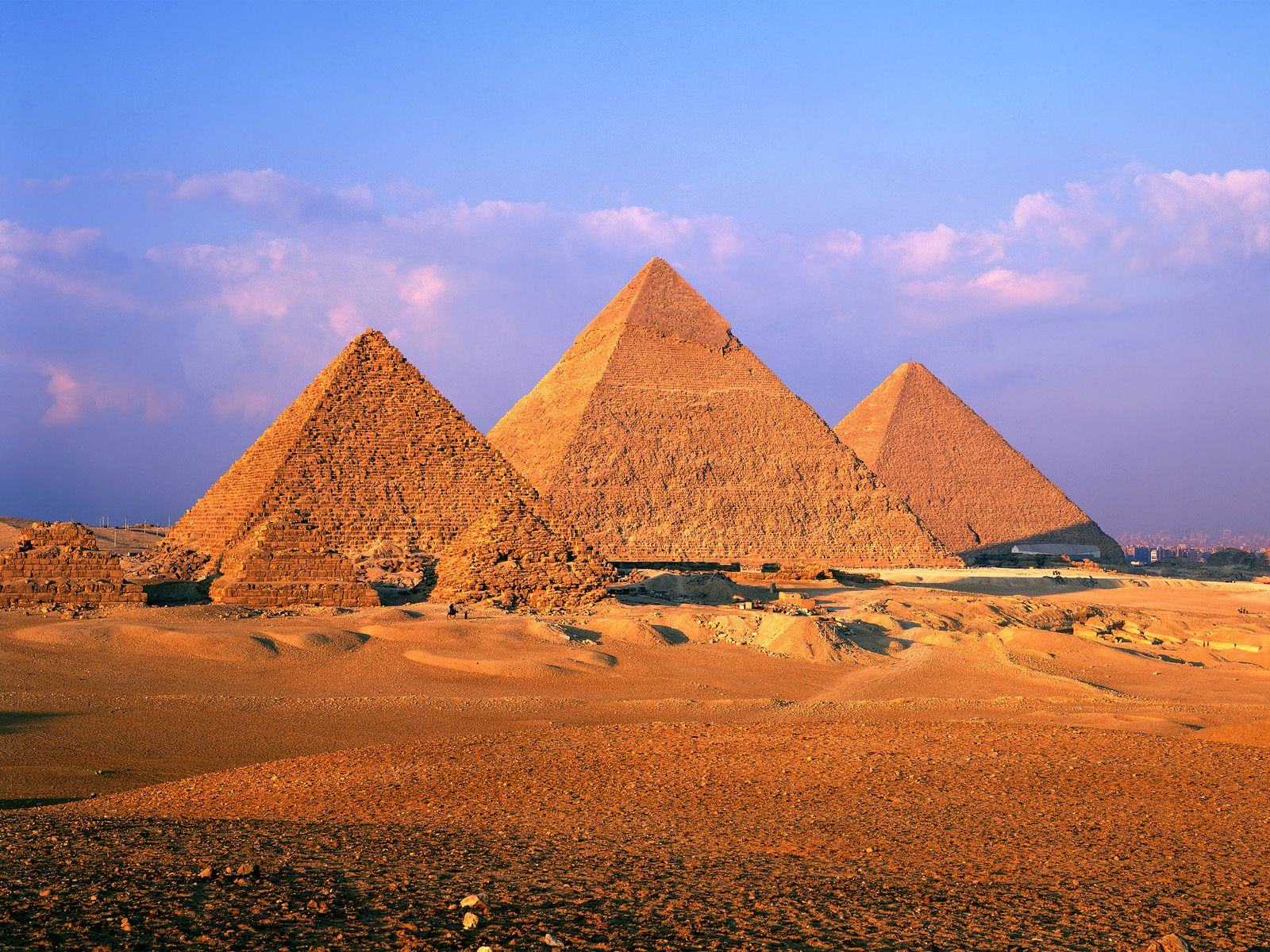Pyramids of Giza Egypt Wallpapers | HD Wallpapers